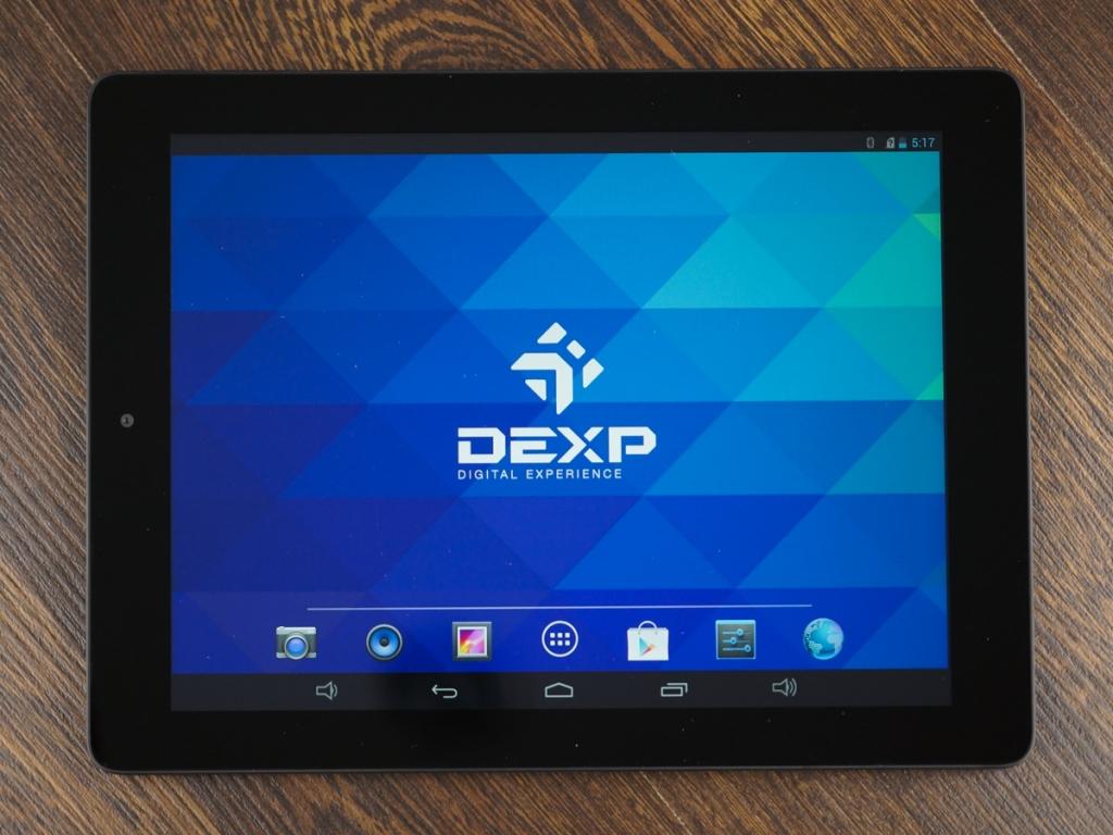 купить планшет dexp